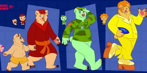 bear squad!