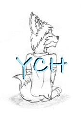 YCH - Sitting Pretty