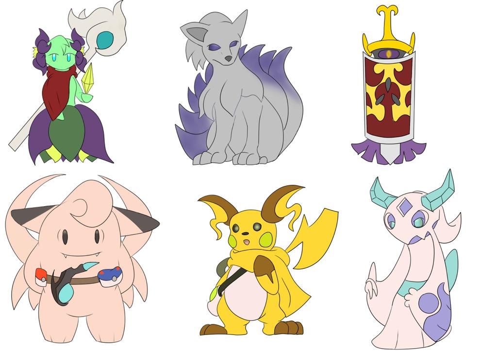 A ragtag team of misfits