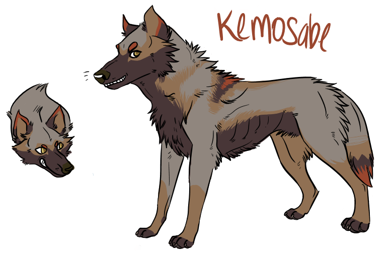 Most recent image: kemosabe