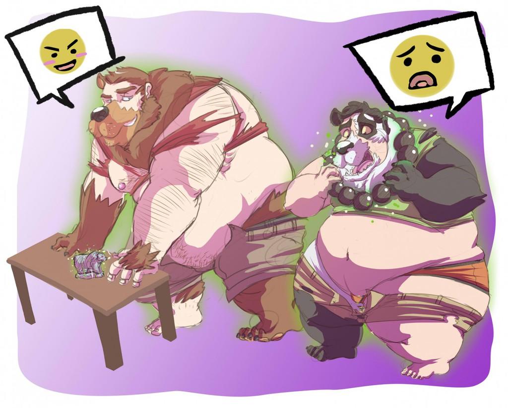 Beary Big Trouble