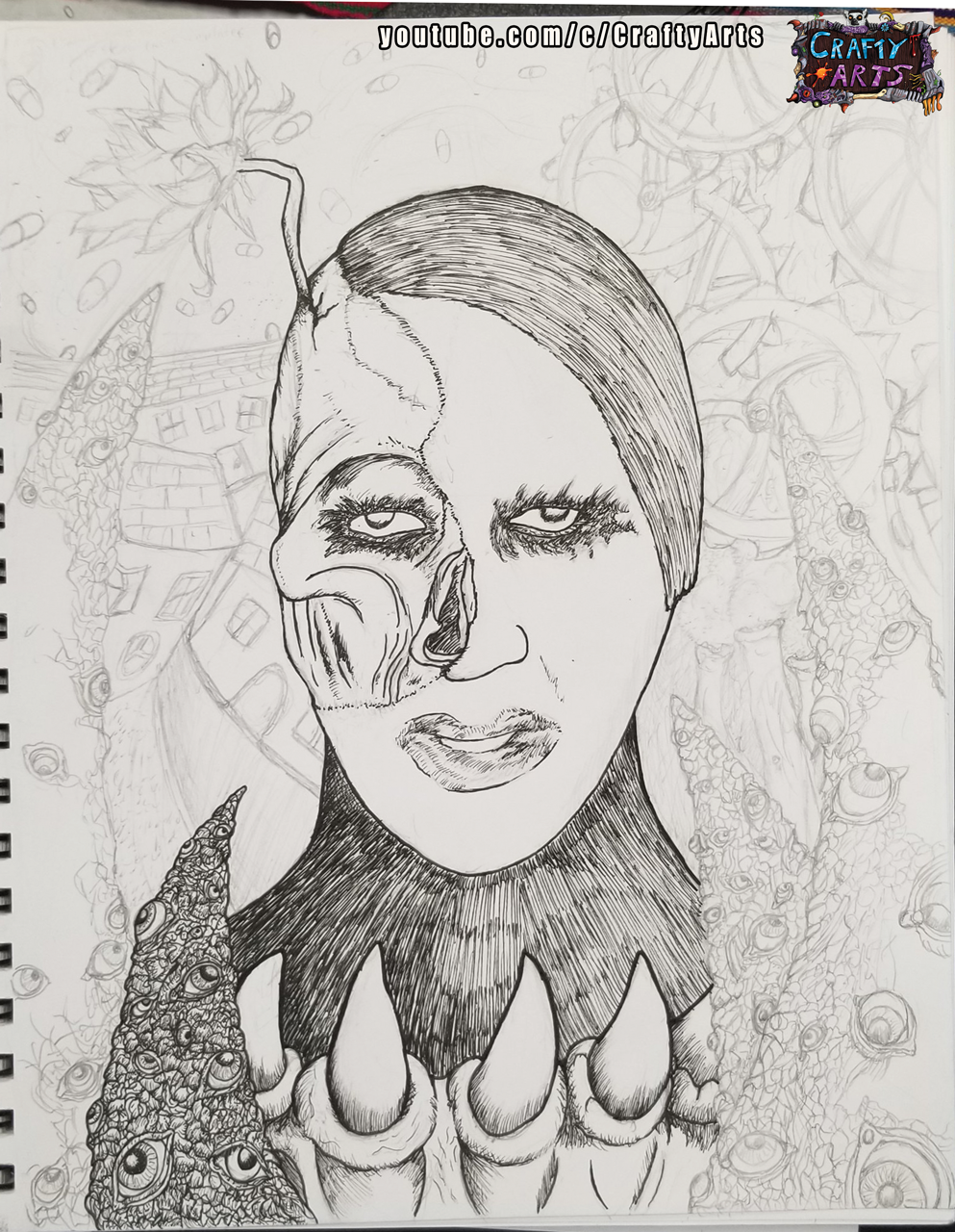 Marilyn Manson We Are Chaos WIP