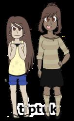 Sandra and Bee