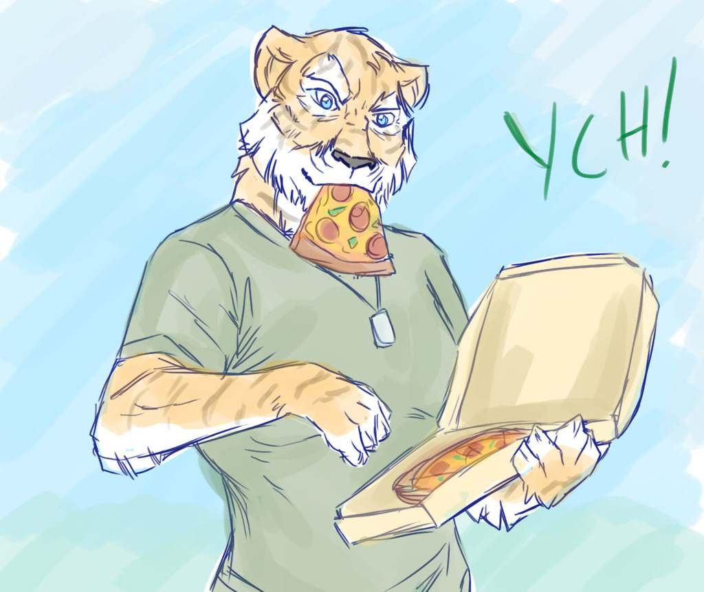 Pizza Time! [UNLIMITED YCH]