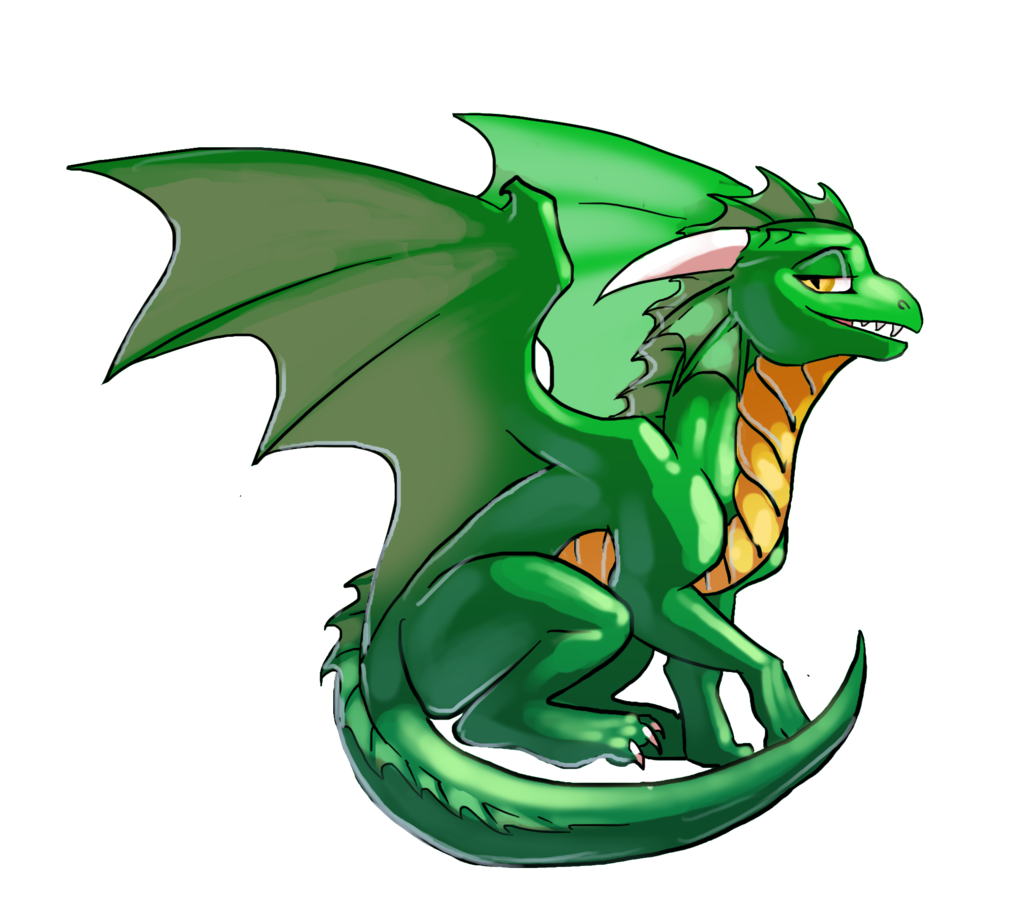 Cocky Dragon…If You Know What I Mean