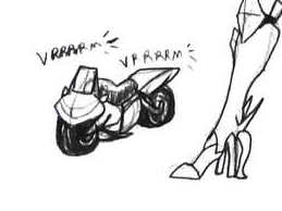 Arcee the Size Shifter? XD