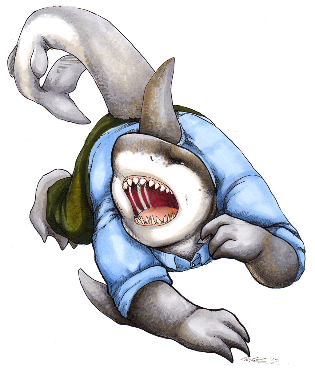 Loan shark!