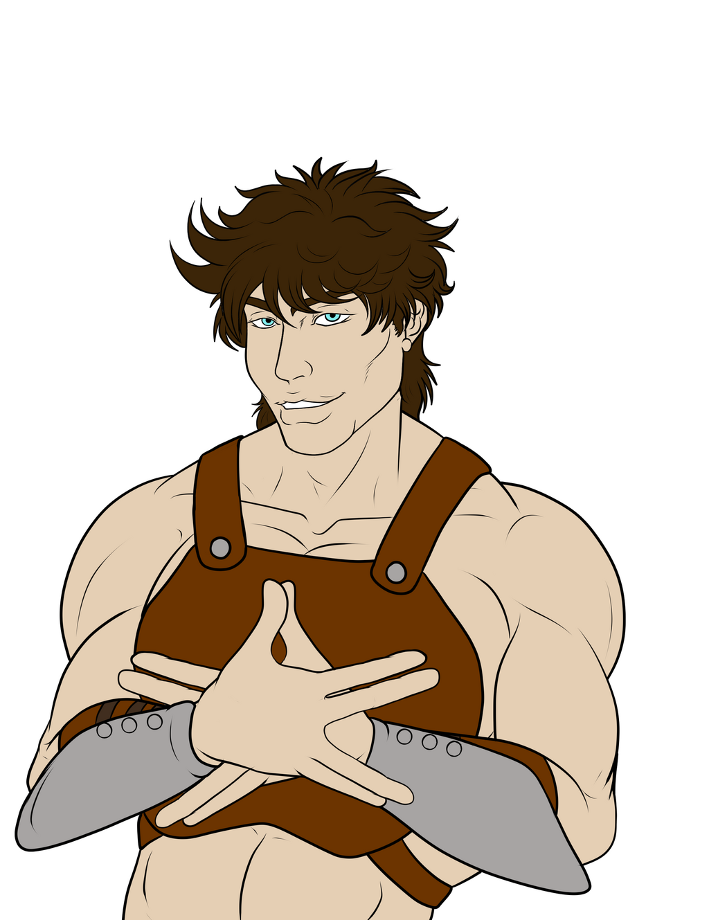 Most recent image: Josiah, the Friend;y Fiend's Deliveryboy.