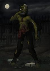 [Comm] Zombie Crusher Gaming
