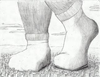 Socks and Violence