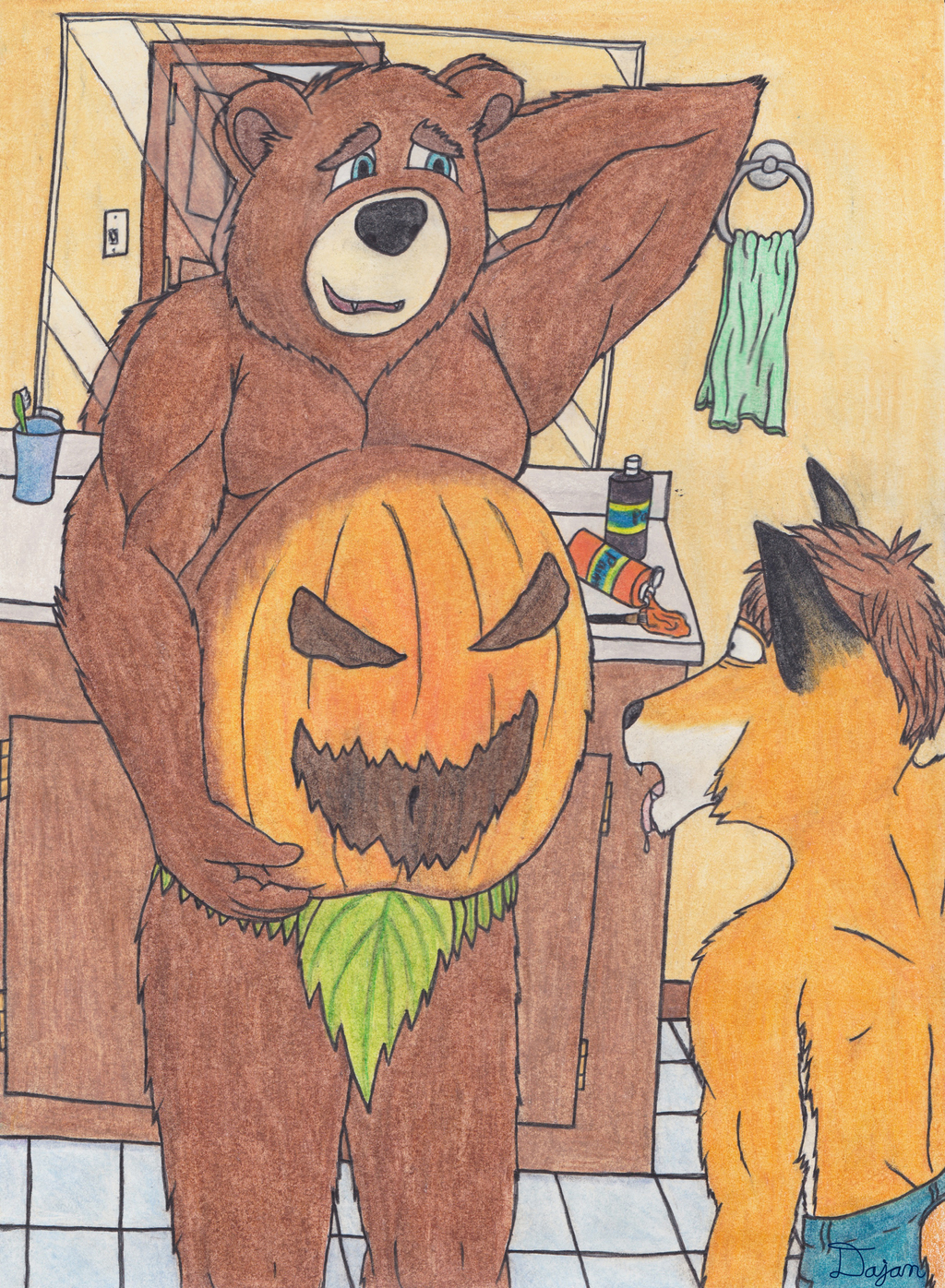 Like My Costume?