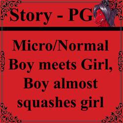 Boy Meets (Little) Girl