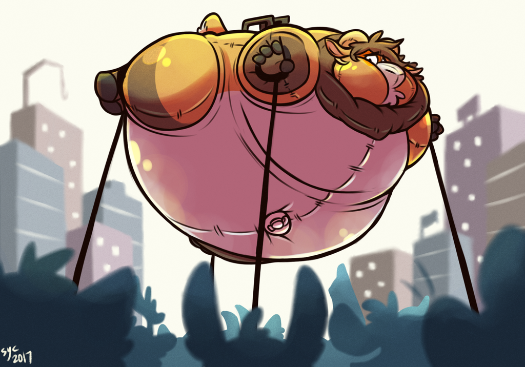 Most recent image: The Biggest Parade Balloon [Comm]