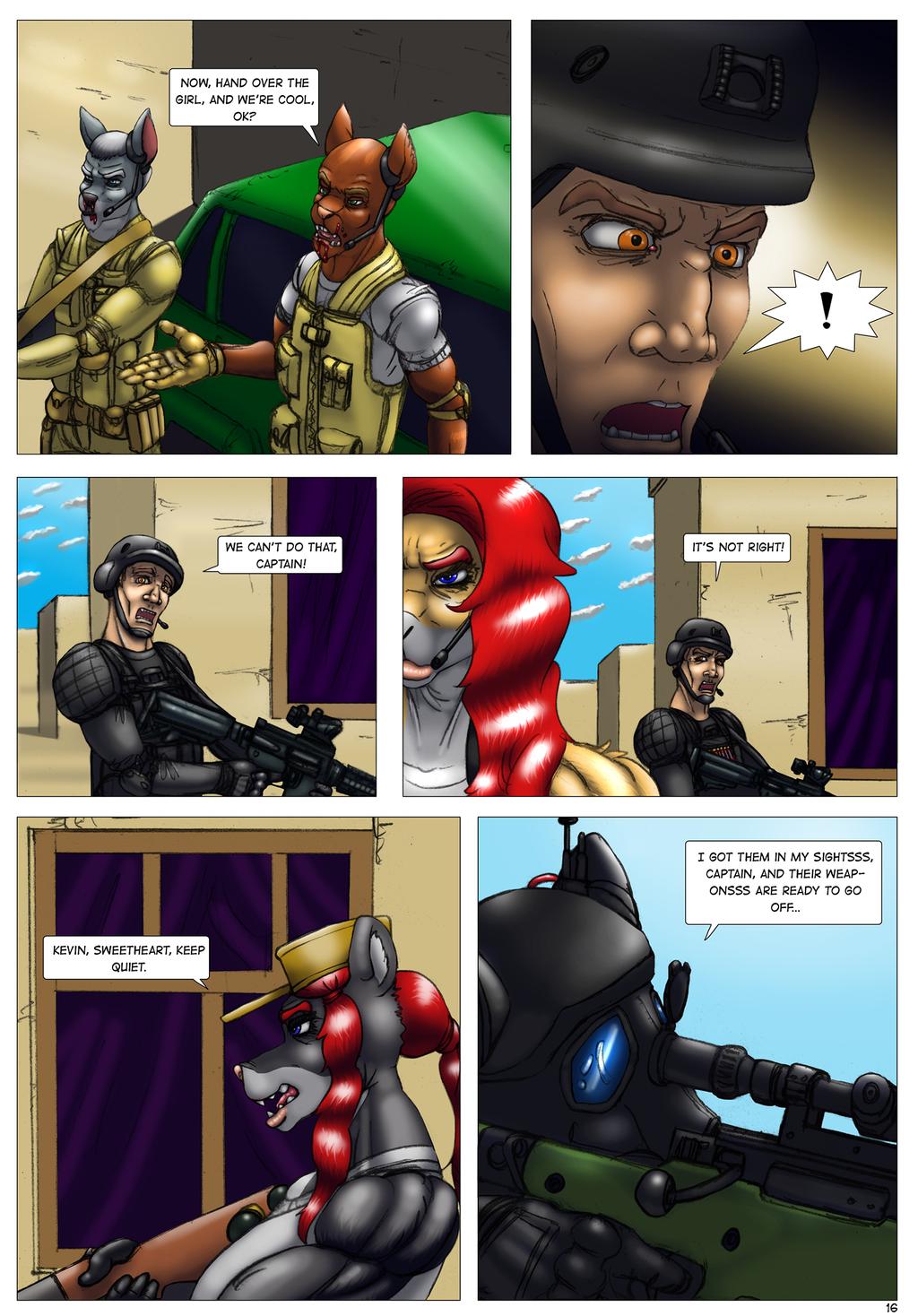 Retribution (page 16)