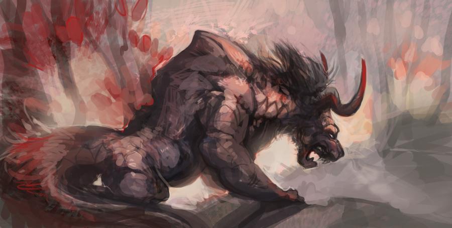 Sketch: Behemoth