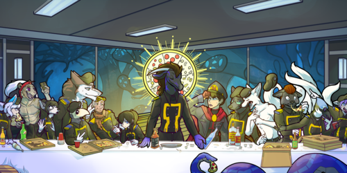 [C] The Admin's Last Supper