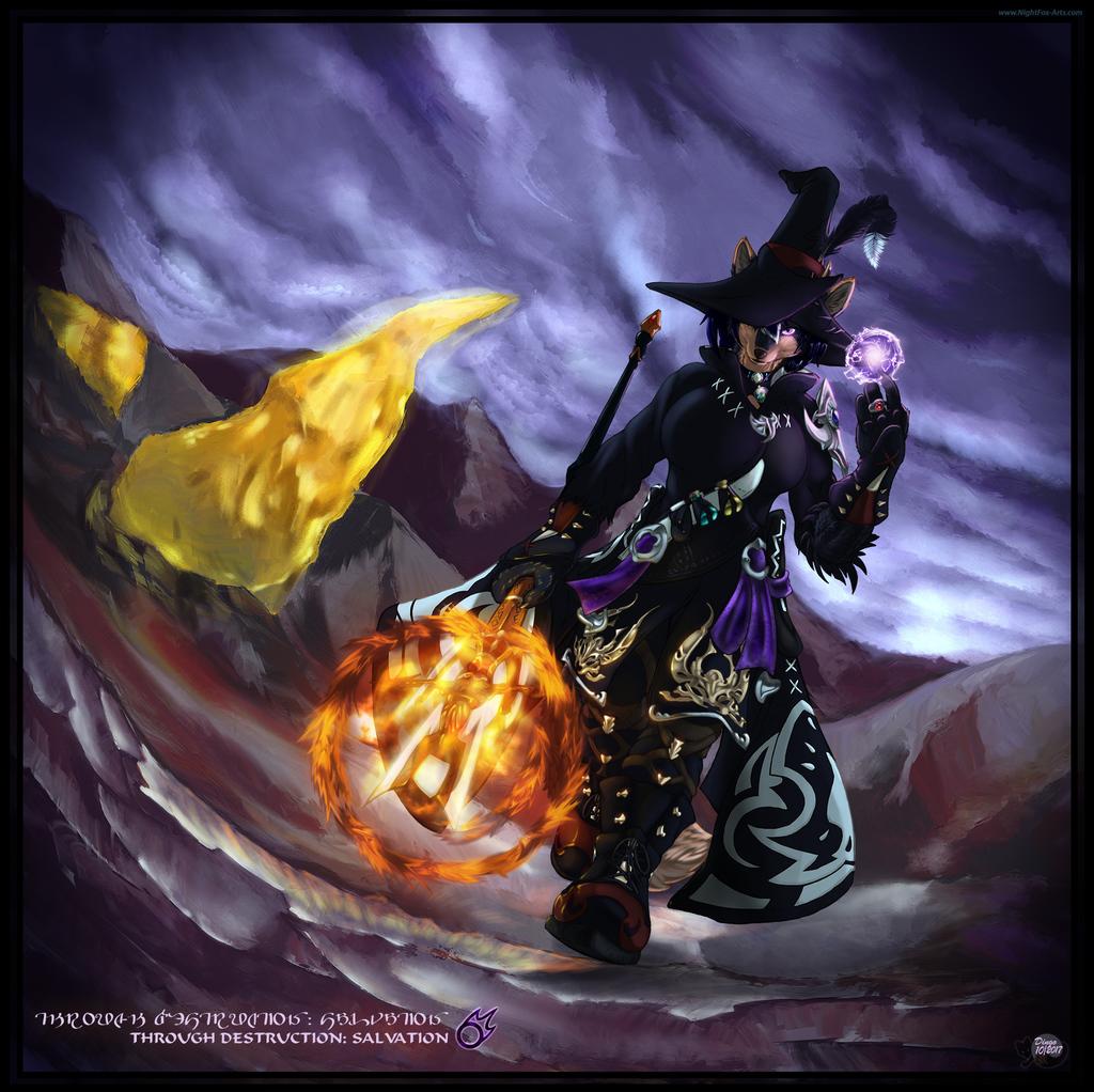 Black Light of Hydaelyn