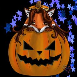 Roxy Pumpkin Icon - $10 each
