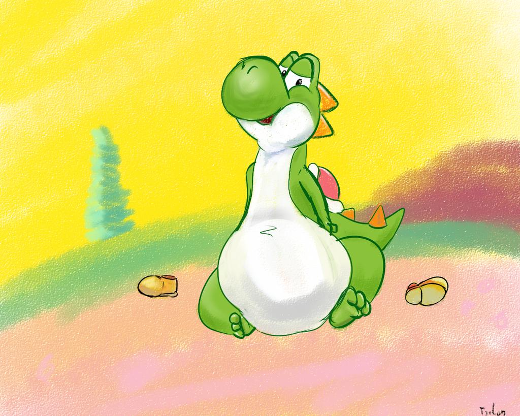 Crayon Yoshi!