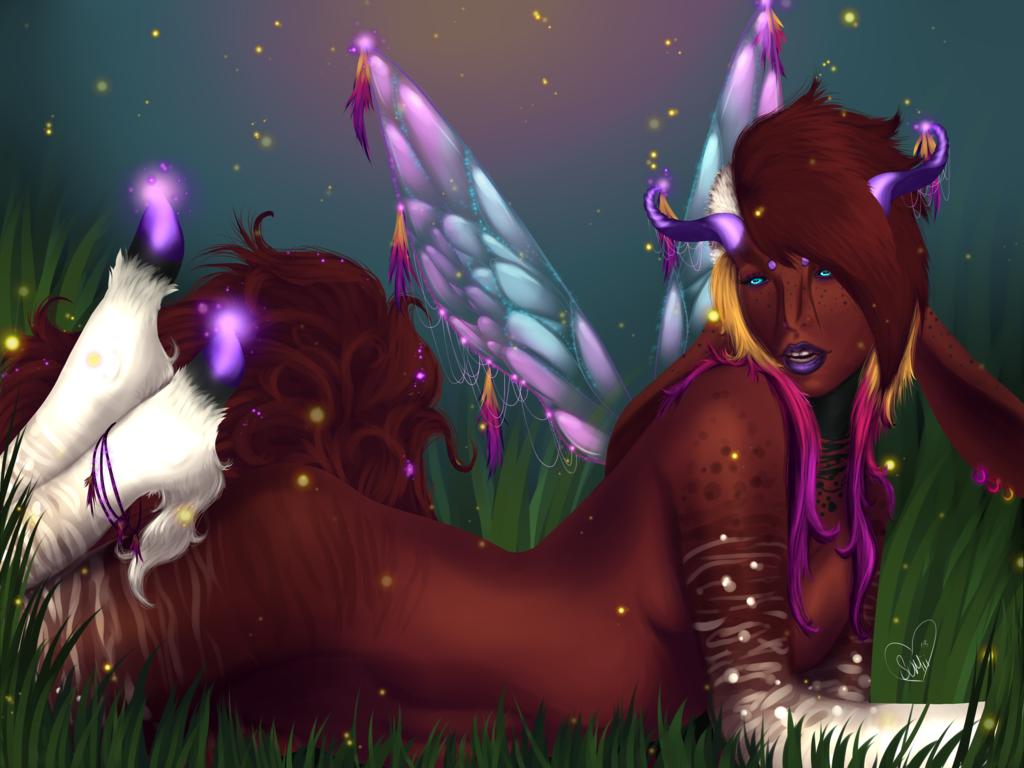 Toni and the Fireflies