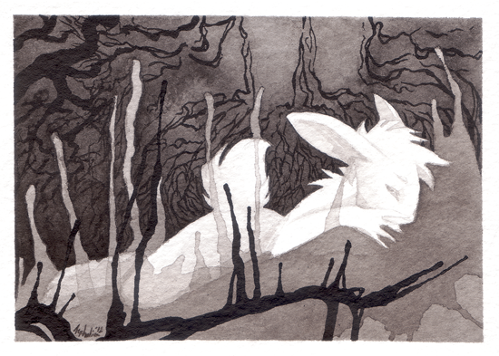 Featured image: Ghost of Efrafa