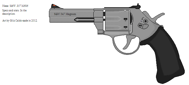 Smith and Wesson M686