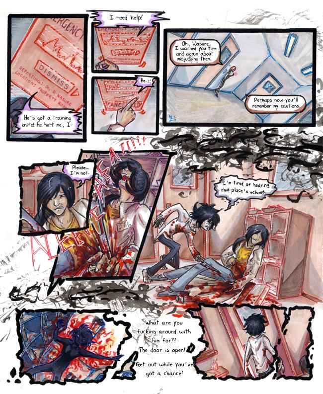Featured image: inhuman arc 11 pg 25