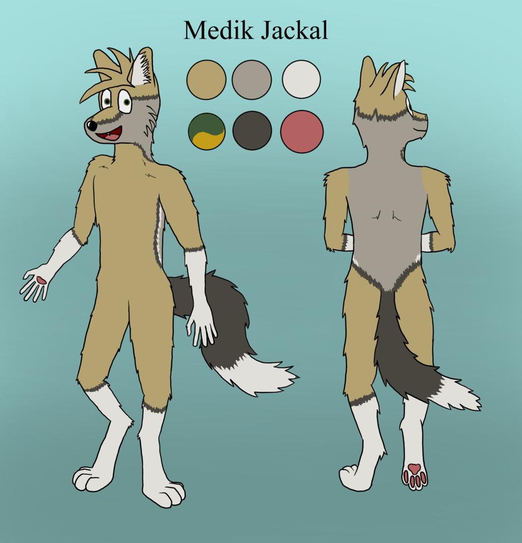 Reference: Medik Jackal