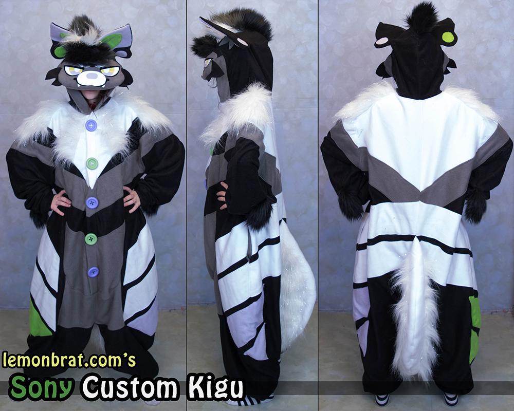 Sony Custom Kigu