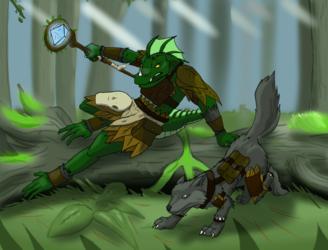 Druid On The Run