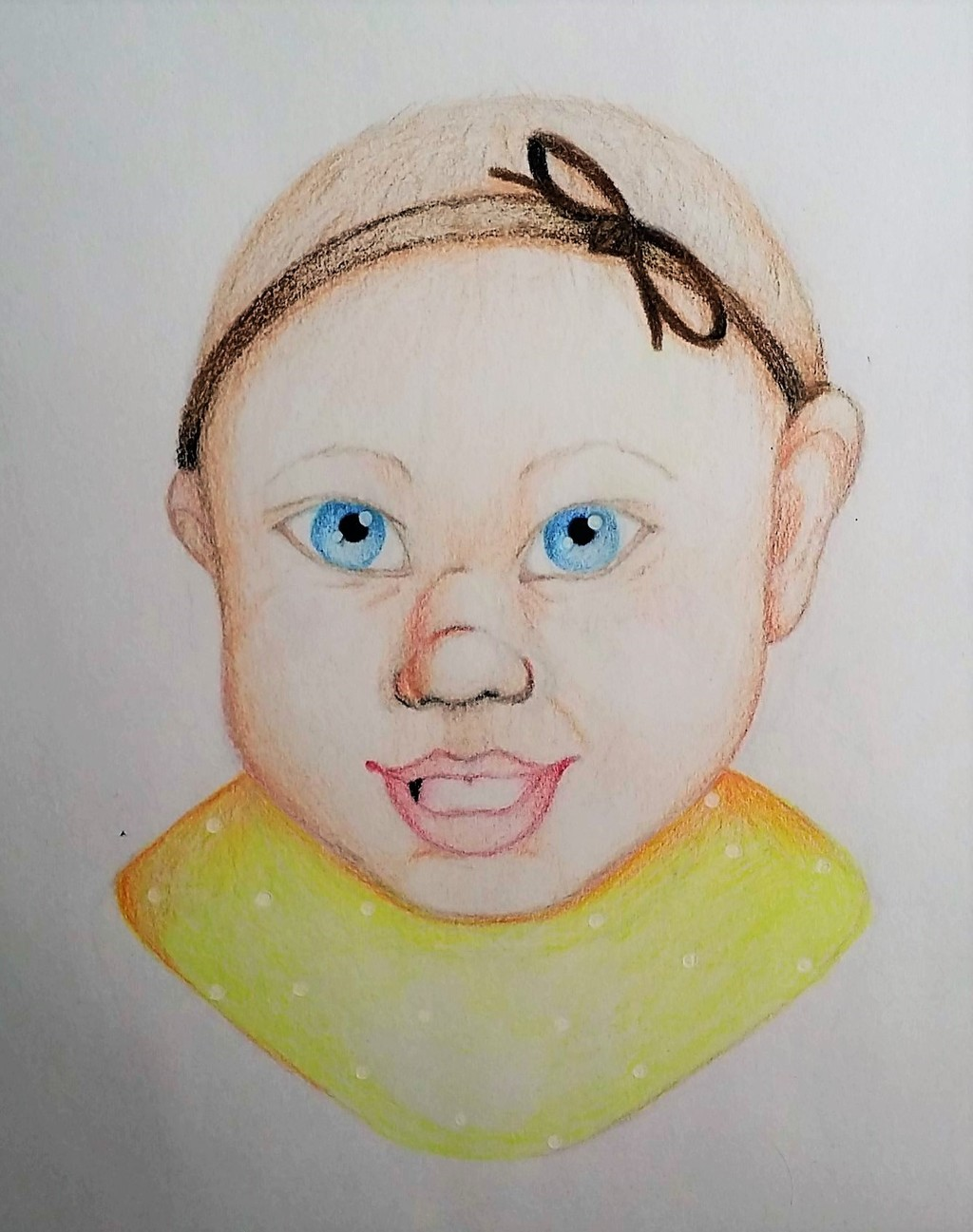 Most recent image: Portrait of my Niece