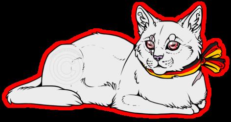 REQ: Prussia kitty