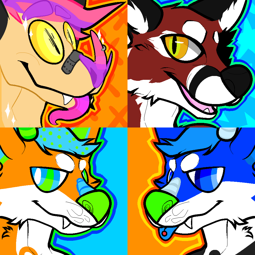 $5 ICONS (COME N GET EM) (BATCH 3)