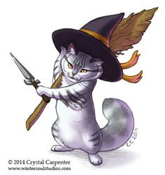 Witchy Kitties - Lumi