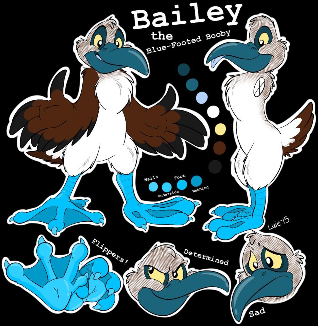 Bailey Ref Sheet