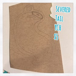 Severed Tail YCH (Open)