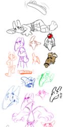 Weird crappy Wheeler Doodles
