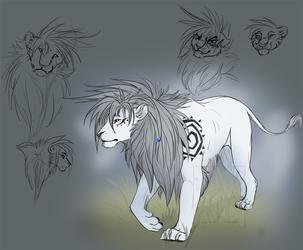 Practice, Lion OC