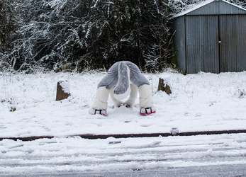 Snow Butt