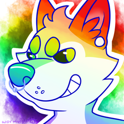 rainbow personal icon