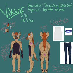 Viktor's Ultimate Reference Sheet