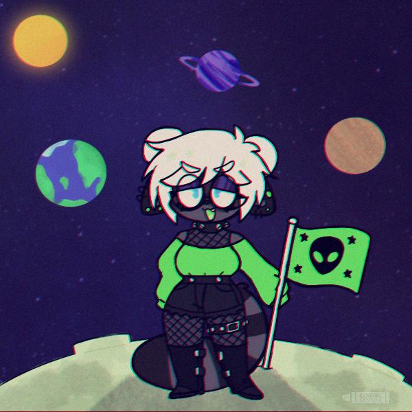 Cosmic Queen
