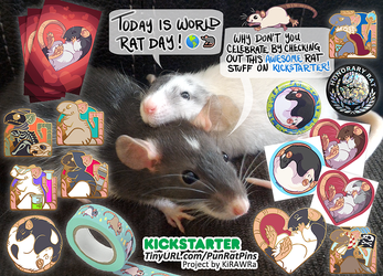 World Rat Day!