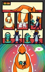 Stuffed: Part 7 - by cRAWRamel
