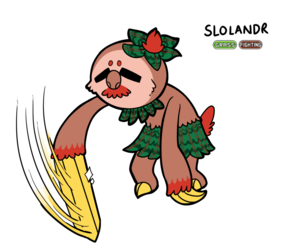 Pokesona Commission- Slolandr