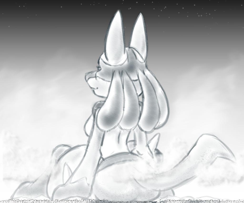 Gazing at the Horizon...