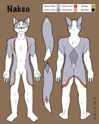 Nakeo Reference Sheet