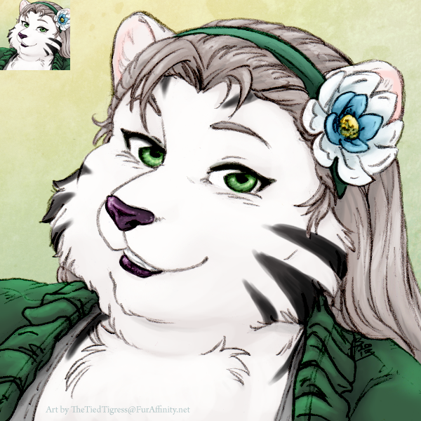 There's the Girl (Icon) [By TheTiedTigress]