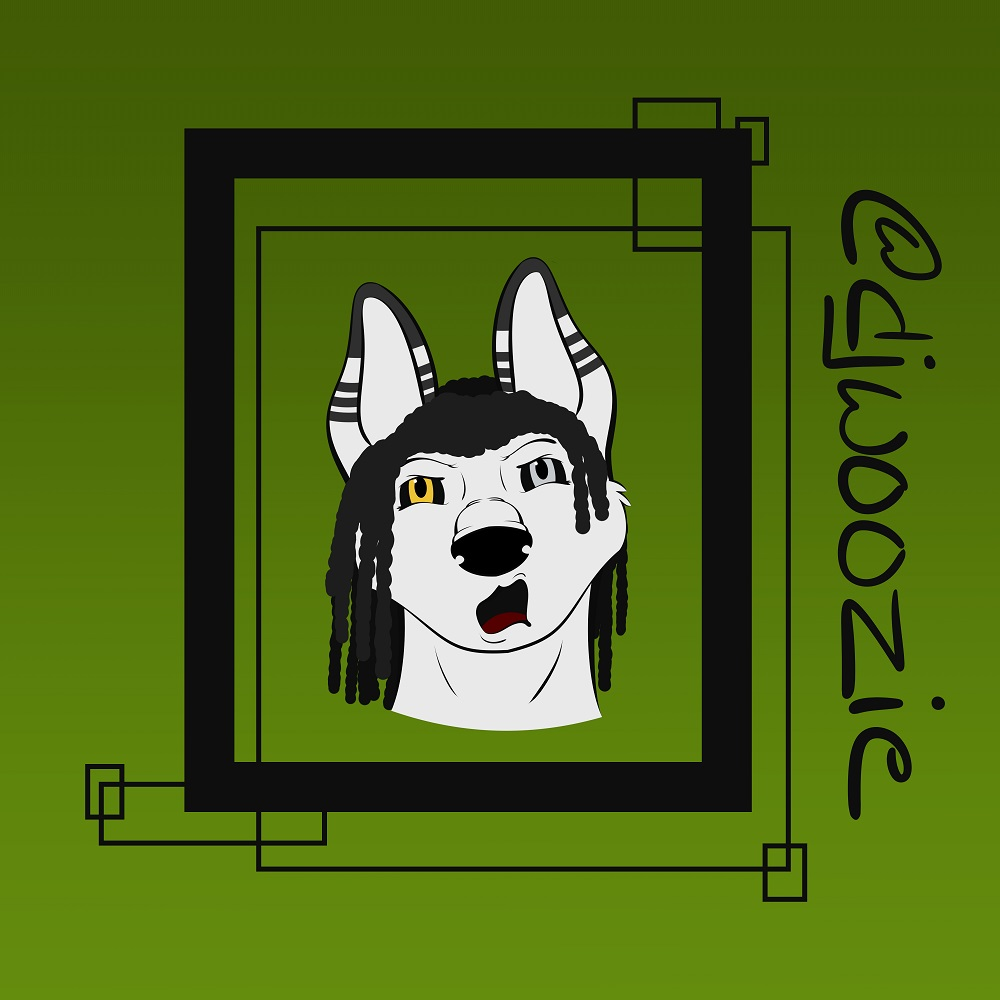 Finished icon commission for @diwoozie on Twitter
