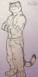 Crazy-Husky Commission 2/2